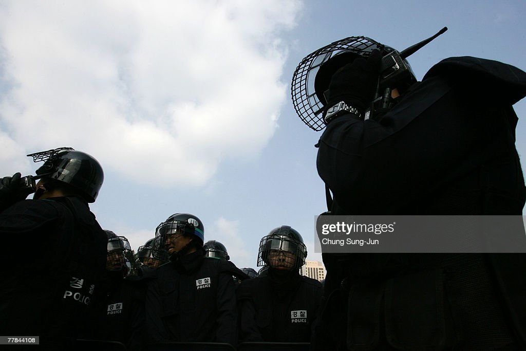 Fotos Und Bilder Von Anti Fta Protests Seoul Getty Images