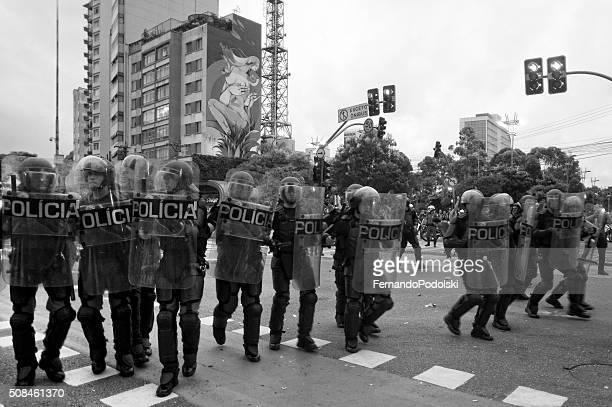 Riot Squad in Brazil