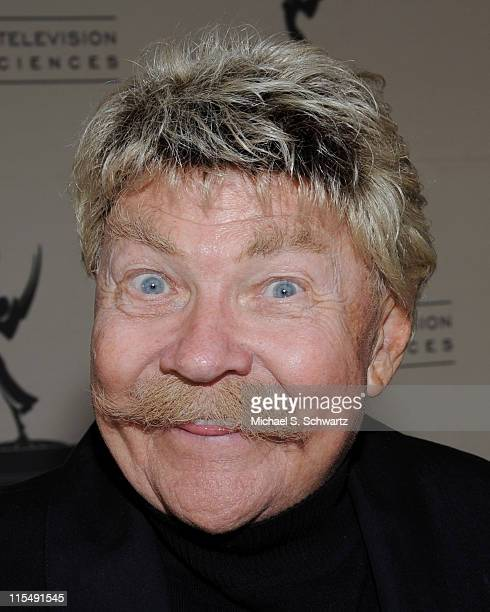 """Rip Taylor attends """"A Conversation with 'Mr. Warmth' Don Rickles"""" on April 17, 2008 at the Leonard H. Goldenson Theatre in North Hollywood,..."""