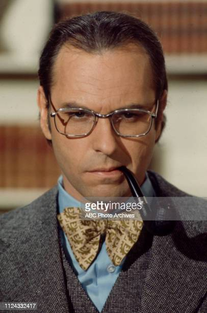 Rip Torn appearing in the Walt Disney Television via Getty Images tv movie 'The President's Plane Is Missing'