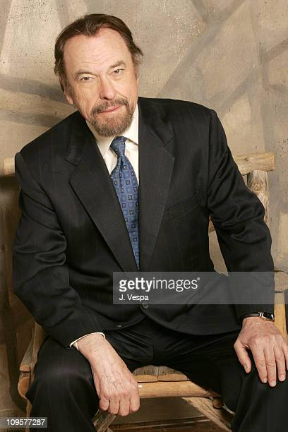Rip Torn during 2005 Sundance Film Festival Forty Shades of Blue Portraits at HP Portrait Studio in Park City Utah United States