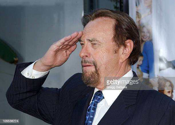 Rip Torn during 'Yours Mine and Ours' Los Angeles Premiere Arrivals at Cinerama Dome in Hollywood California United States