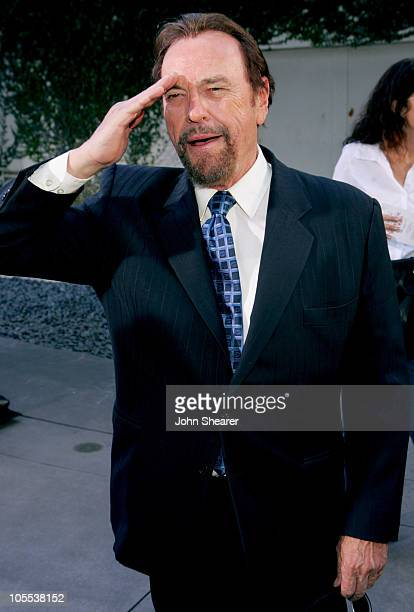 Rip Torn during Yours Mine and Ours Los Angeles Premiere Red Carpet at Cinerama Dome in Hollywood California United States