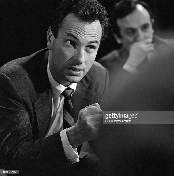 Rip Torn on CAMERA THREE Image dated May 7 1963