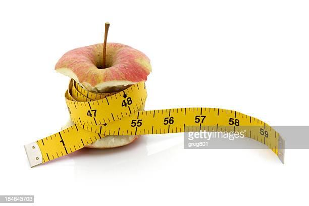 Pomme Mûre avec mesure XXXL