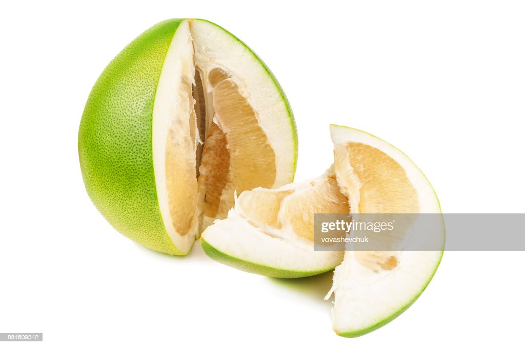ripe juicy pomelo : Stock Photo