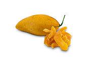 ripe mango dehydrated mango kind preserved