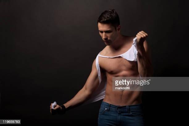 Reißen das shirt