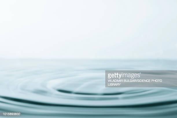 ripples on water - 水面 ストックフォトと画像