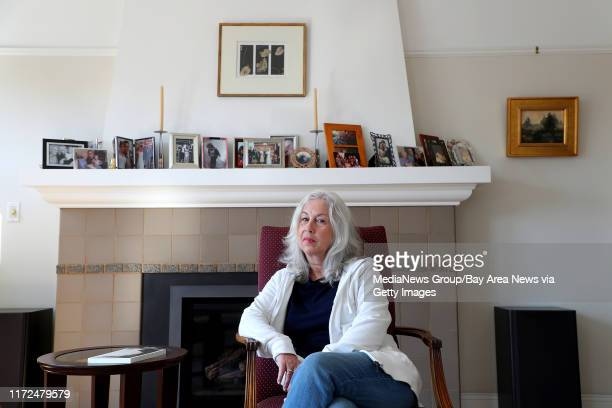 Risa Nye is photographed in her home on Thursday, Oct. 12 in Oakland, Calif. Nye lost her home during the 1991 fire that destroyed thousands of homes...