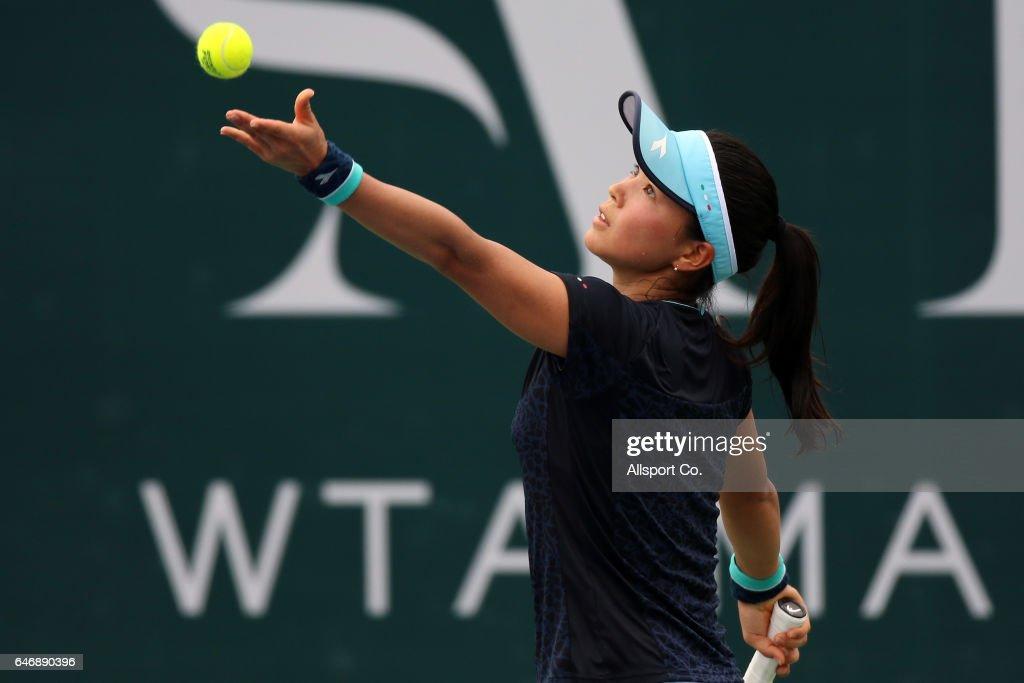2017 WTA Malaysian Open : ニュース写真