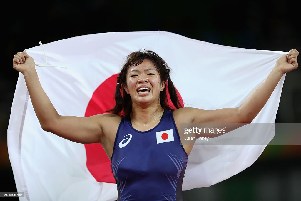 Wrestling - Olympics: Day 13 : ニュース写真