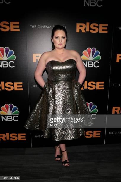 RISE Rise Premiere Pictured Lauren Ash