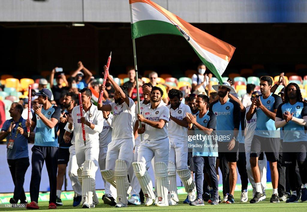 Australia v India: 4th Test: Day 5 : News Photo
