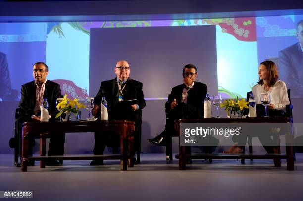 Rishad Tobaccowala Chief Strategy and Innovation Officer of Vivaki Earl Wilkinson Executive Director and CEO of INMA Arvind Rajan Managing Director...