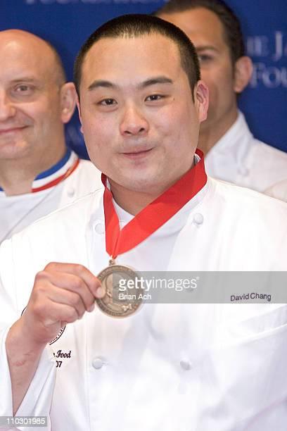 Rising Chef Award Winner David Chang of Momofuku