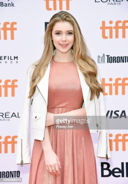 Rising Star 2018 Eleanor WorthingtonCox attends the If Beale Street Could Talk premiere during 2018 Toronto International Film Festival at Princess...