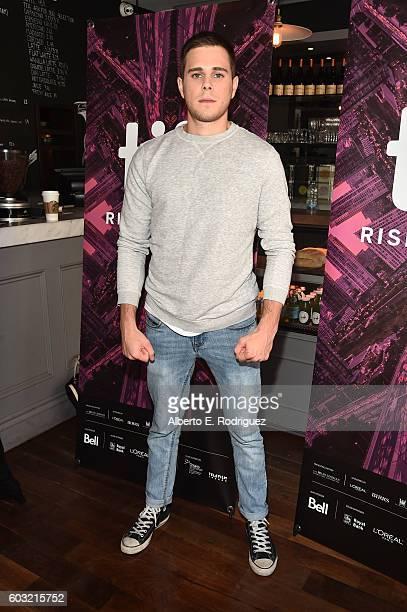 Rising Star Jared Abrahamson attends the TIFF Rising Stars Power Break Lunch during the 2016 Toronto International Film Festival at Portland Variety...