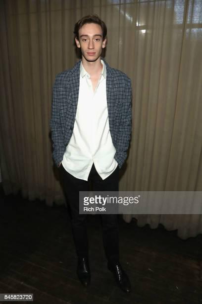 Rising Star Theodore Pellerin attends The Annual IMDb Dinner Party At The 2017 Toronto International Film Festival at Brassaii on September 11 2017...