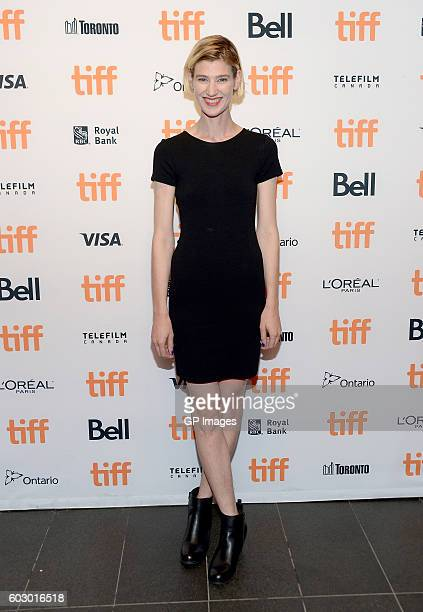 Rising Stars 2016 Grace Glowicki attends the It's Only The End Of The World premiere during the 2016 Toronto International Film Festival at TIFF Bell...