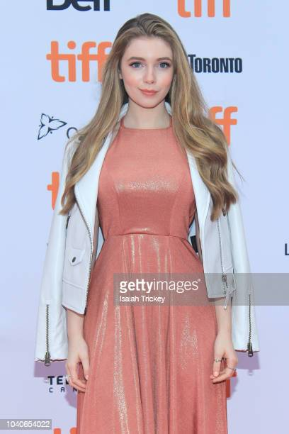 Rising Stars 2018 Eleanor WorthingtonCox attends the 'If Beale Street Could Talk' premiere during 2018 Toronto International Film Festival at...