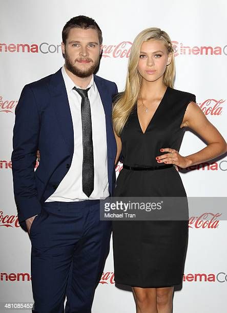 Rising Stars of 2014 award winners Nicola Peltz and Jack Reynor attend The CinemaCon Big Screen Achievement Awards at Cinemacon 2014 Day 4 held at...