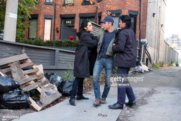 WATER 'Risk Assessment' Episode 209 Pictured Sepideh Moafi as Alexis Simms JR Bourne as Tom Dolan Will Yun Lee as Taka