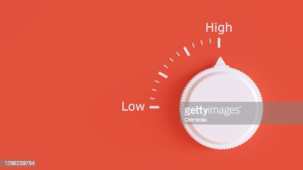 risk configurable toggle switch. position high low - low stock pictures, royalty-free photos & images