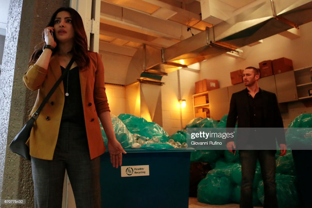QUANTICO - 'GLOBALREACH' - Risking it all, Alex works with Owen to infiltrate the Collaborators. When they begin to test her loyalty, Alex realizes she's become a pawn in their plan to take down both the President and the task force, on 'Quantico,' MONDAY, MAY 1 (10:01-11:00 p.m. EDT), on The ABC Television Network. MCLAUGHLIN