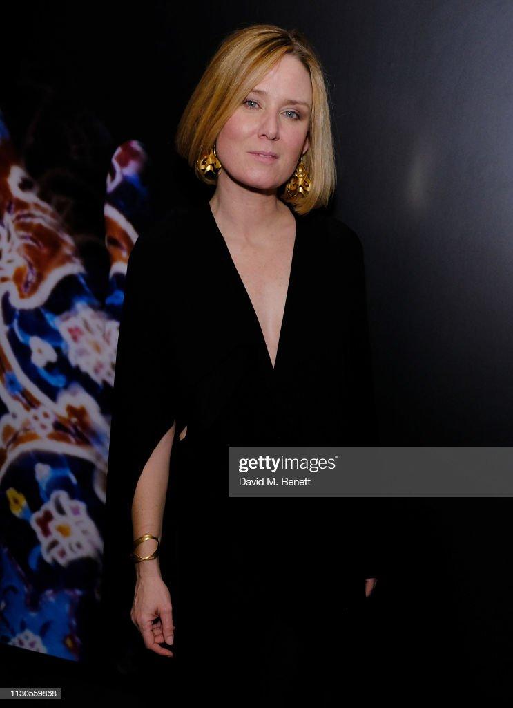 GBR: Chalayan 25th Anniversary Dinner - London Fashion Week February 2019