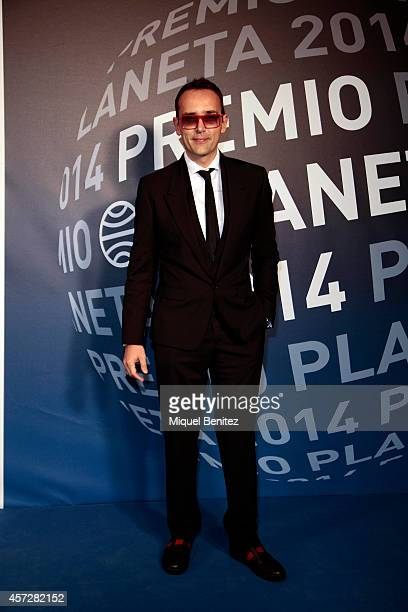 Risto Mejide attends the '63th Premio Planeta' Literature Awards at the Palau de Congressos de Catalunya on October 15 2014 in Barcelona Spain