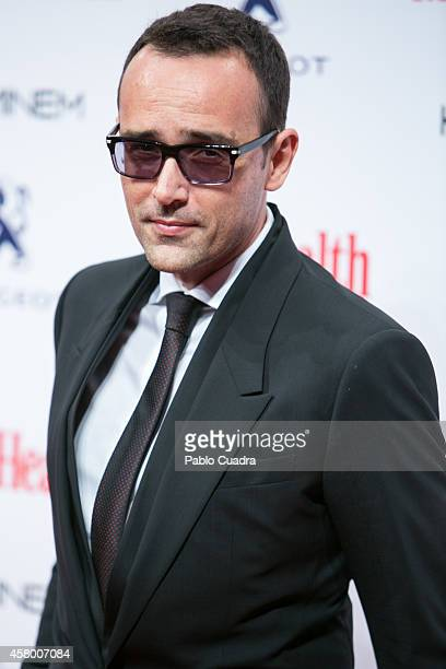 Risto Mejide attends the Men's Health Awards Gala at Goya Theatre on October 28 2014 in Madrid Spain
