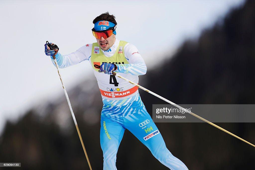 Viessmann FIS Cross Country World Cup Davos : News Photo