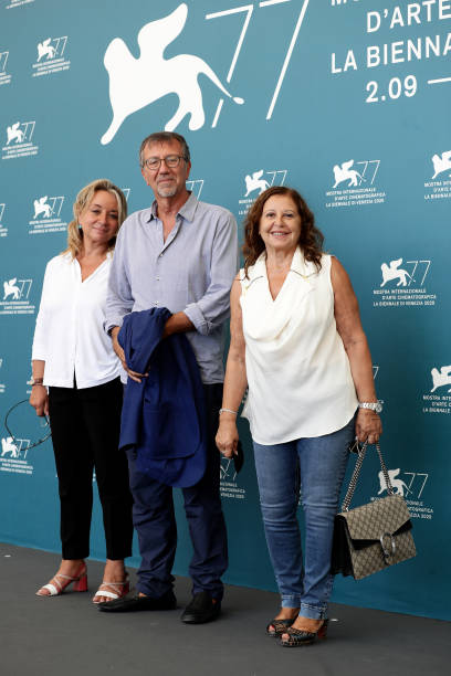 "ITA: ""Paolo Conte, Via Con Me"" Photocall - The 77th Venice Film Festival"