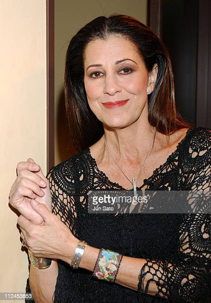 Rita Coolidge during Rita Coolidge LIVE DVD Shooting Backstage Photo Session at Duo Music Exchange in Tokyo Japan