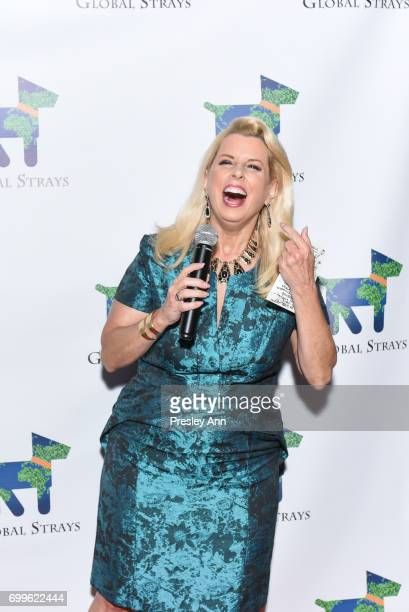 Rita Cosby attends Elizabeth Shafiroff and Lindsey Spielfogal Host the First Annual Global Strays Fund Raising Party at Rumpus Room on June 21 2017...