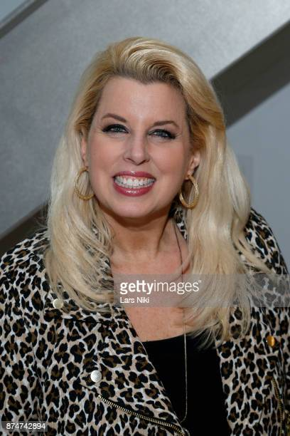 Rita Cosby attends the Blu Perfer Blue Brut Launch Party for The 2018 8th annual Better World Awards on November 15 2017 in New York City