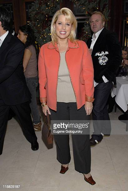 Rita Cosby during 2007 Rolling with Style Gala at Nello in New York City New York United States