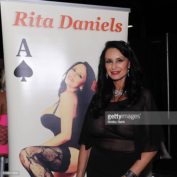 Rita Daniels attends Day 1 of EXXXOTICA 2014 at New Jersey Convention and Exposition Center on November 7 2014 in Edison City