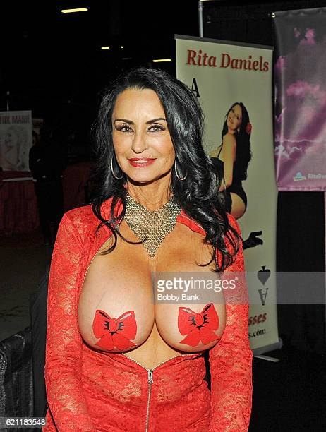 Rita Daniels attends Exxotica 2016 at Garden State Exhibit Center on November 4 2016 in Somerset New Jersey