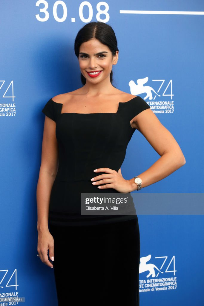 Rita Hayek wearing a Jaeger-LeCoultre Rendez-Vous Night & Day watch attends the 'The Insult' photocall during the 74th Venice Film Festival at Sala Casino on August 31, 2017 in Venice, Italy.