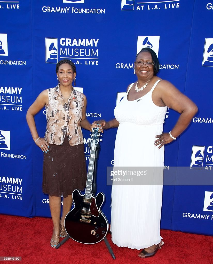 GRAMMY Foundation's 'Icon: The Life And Legacy Of B.B. King' - Arrivals : News Photo