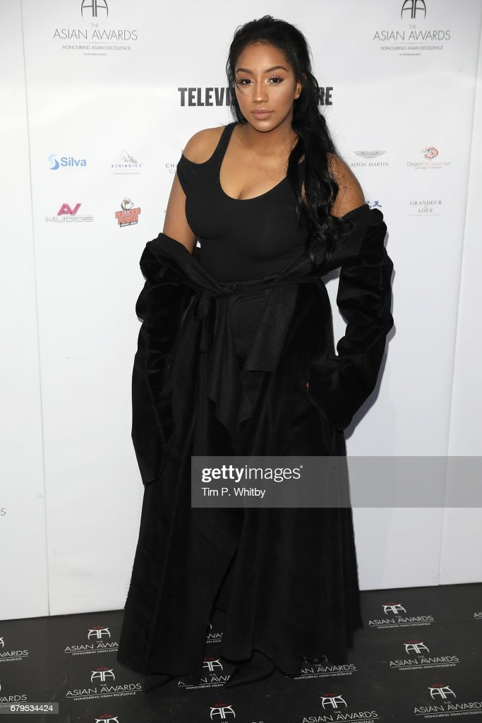 The Asian Awards - Red Carpet Arrivals : News Photo