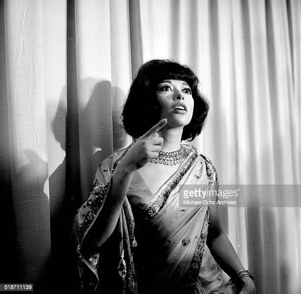 Rita Moreno attends an event in Los AngelesCA