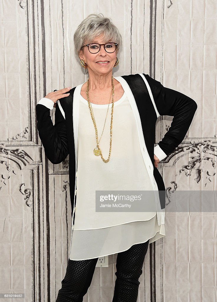 "Build Presents Rita Moreno Discussing ""One Day At A Time"""