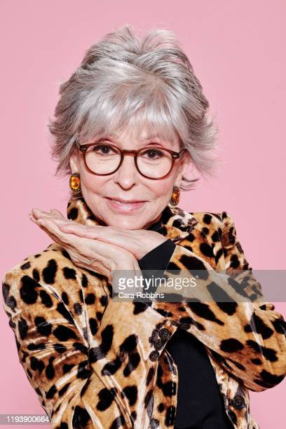 Rita Moreno of Pop TV's 'One Day At A Time' poses for a portrait during the 2020 Winter TCA at The Langham Huntington, Pasadena on January 13, 2020...