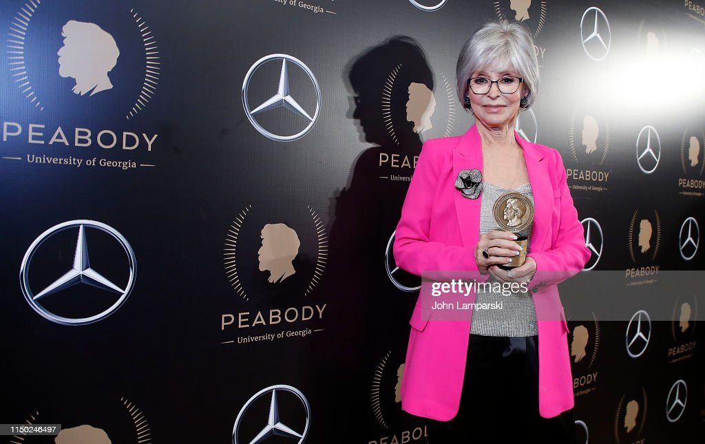 78th Annual Peabody Awards - Press Room : News Photo