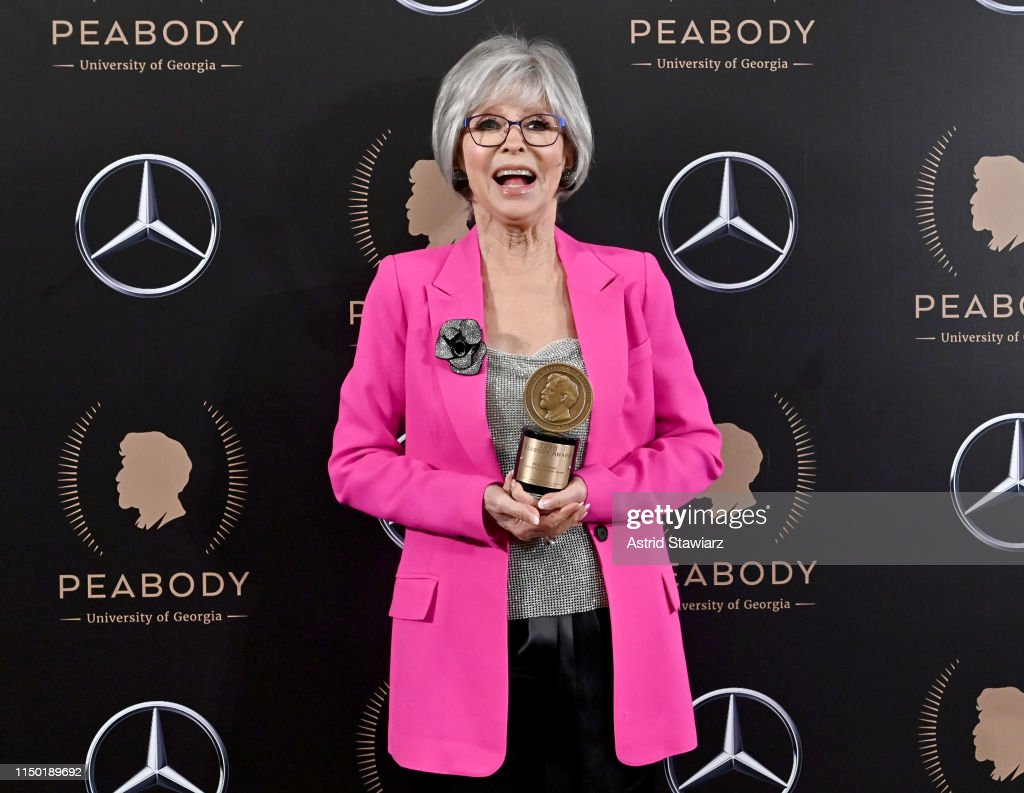 78th Annual Peabody Awards Ceremony Sponsored By Mercedes-Benz - Press Room : News Photo