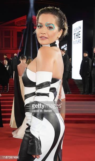 Rita Ora arrives at The Fashion Awards 2019 held at Royal Albert Hall on December 2 2019 in London England