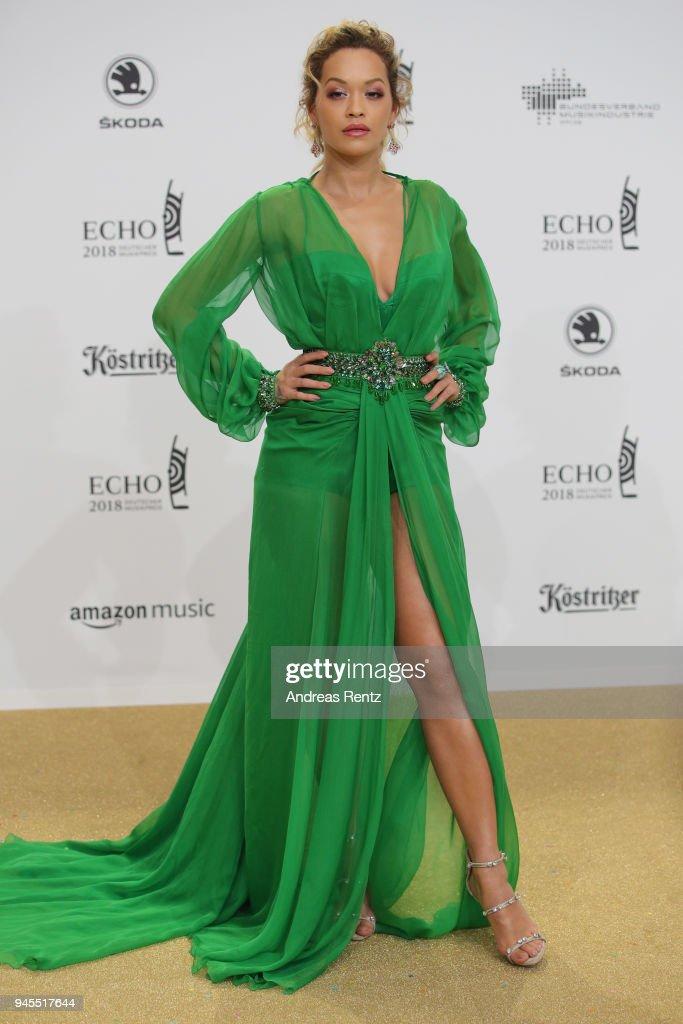 Echo Award 2018 - Red Carpet Arrivals : ニュース写真